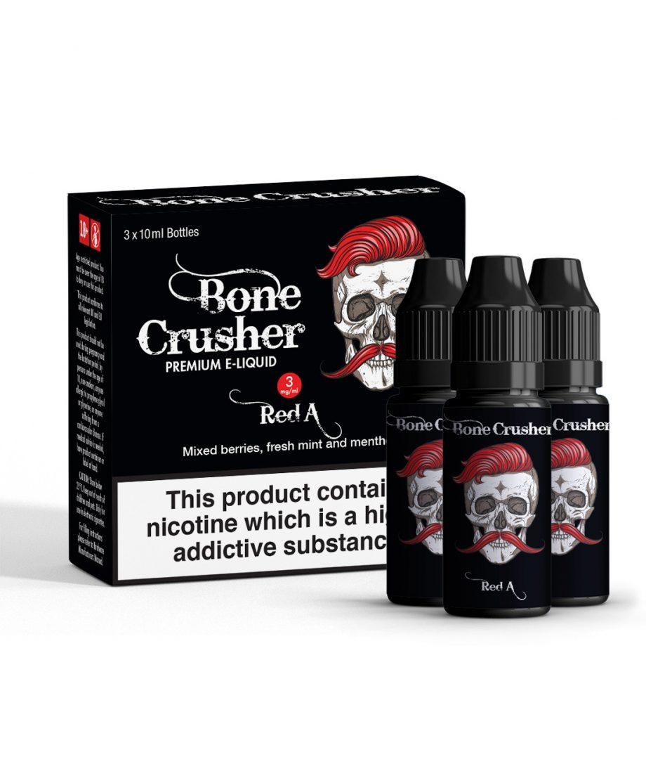 Bone Crusher 3 x 10ml - Red A