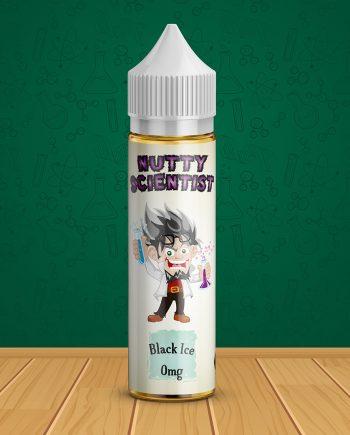 Nutty Scientist E-liquid - Black Ice
