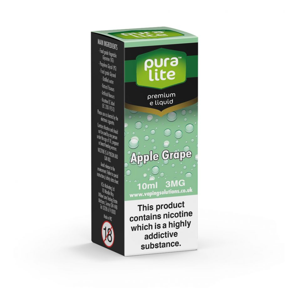 PuraLite Apple Grape