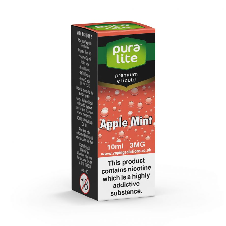 PuraLite - Apple Mint
