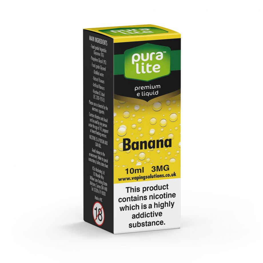 PuraLite - Banana