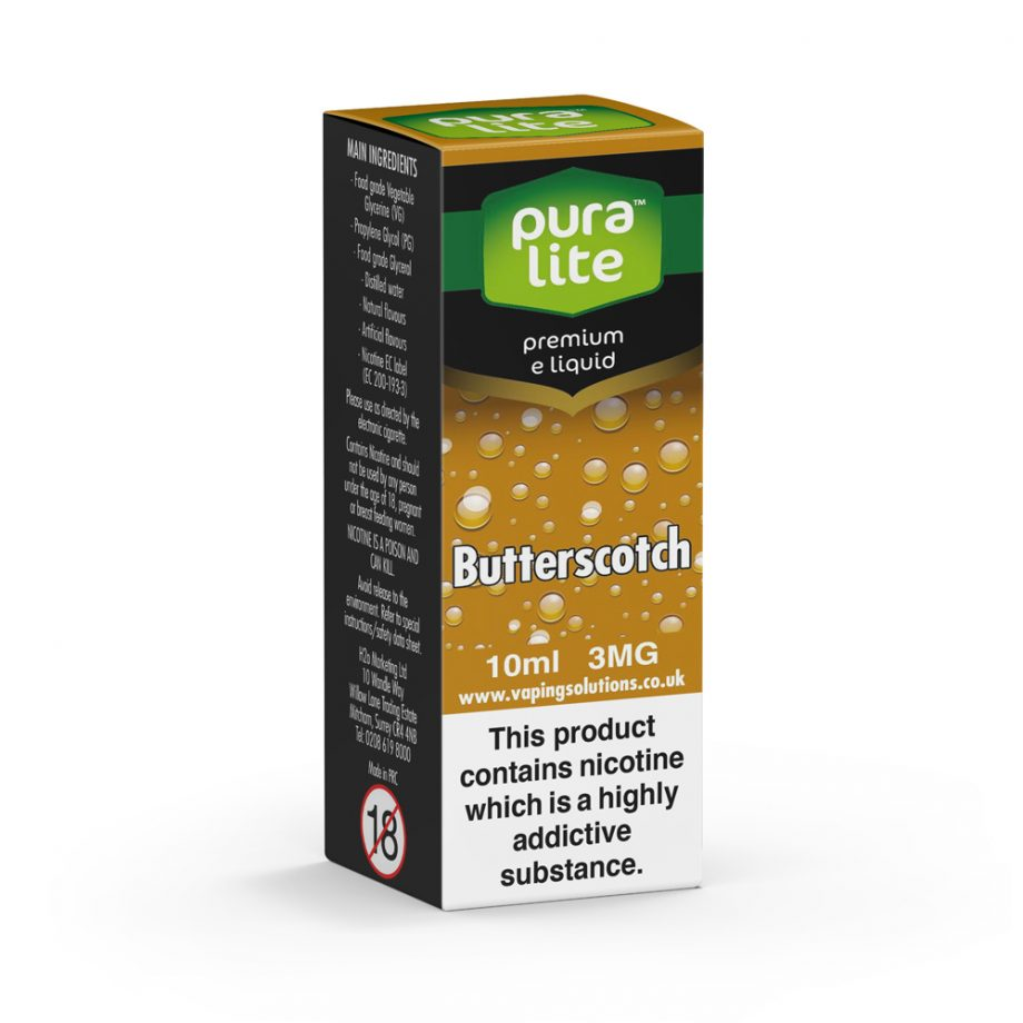 PuraLite - Butterscotch