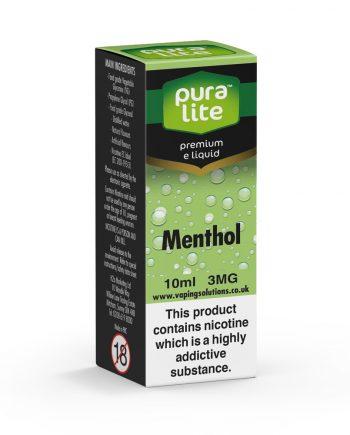 PuraLite - Menthol