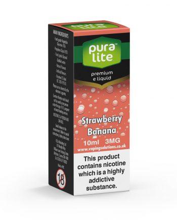 PuraLite - Strawberry Banana