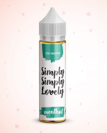Simply Simply Lovely 50ml - 0mg - Shortfill - Menthol