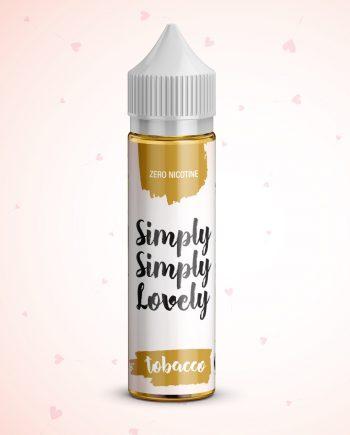Simply Simply Lovely 50ml - 0mg - Shortfill - Tobacco
